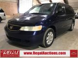Photo of Blue 2004 Honda Odyssey