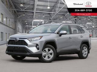 New 2020 Toyota RAV4 XLE STD PKG W/CARGO LINER for sale in Winnipeg, MB