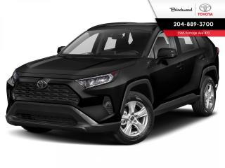 New 2020 Toyota RAV4 XLE PREMIUM PKG for sale in Winnipeg, MB