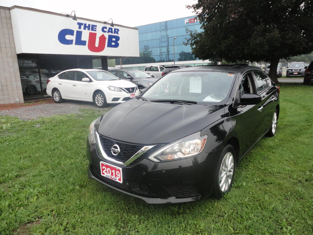 used 2019 nissan sentra sv w sunroof for sale in ottawa, ontario carpages.ca