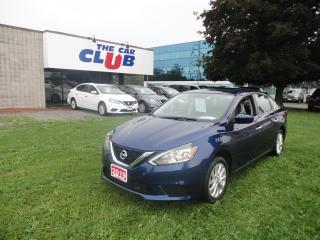 Used 2019 Nissan Sentra SV W/ SUNROOF for sale in Ottawa, ON