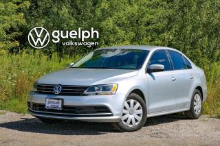 Used 2015 Volkswagen Jetta Sedan Trendline for sale in Guelph, ON