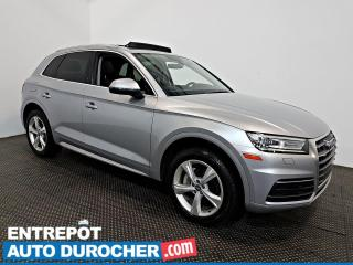 Used 2018 Audi Q5 Progressiv AWD NAVIGATION - Toit Ouvrant - A/C - for sale in Laval, QC