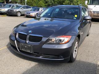 Used 2007 BMW 3 Series 328xi for sale in Surrey, BC