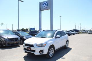 Used 2014 Mitsubishi RVR 2.0L GT for sale in Whitby, ON