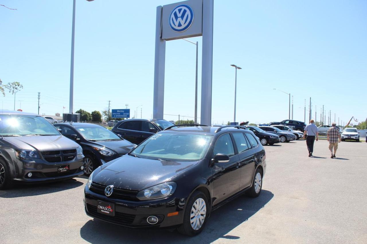 used 2014 volkswagen golf wagon 2.0l tdi trendline for sale in whitby, ontario carpages.ca
