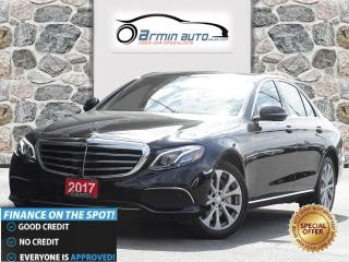 Used 2017 Mercedes-Benz E-Class E 300 4MATIC | INTELLIGENT DRIVE | BURMESTER | for sale in Etobicoke, ON