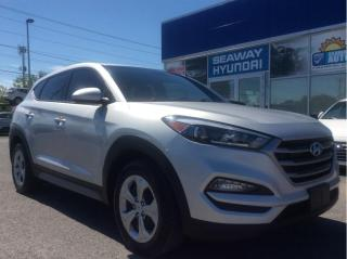 Used 2018 Hyundai Tucson 2.0L FWD - Bluetooth - Backup Camera - Local Trade for sale in Cornwall, ON