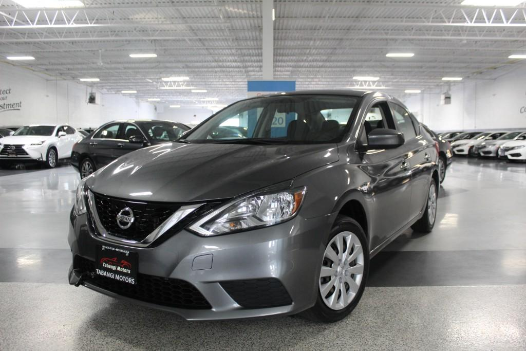 used 2016 nissan sentra no accidents i keyless entry i power options i bluetooth for sale in mississauga, ontario carpages.ca
