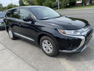 Used 2020 Mitsubishi Outlander S-AWC | 7 PASSENGER for sale in Toronto, ON