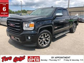 Used 2014 GMC Sierra 1500 SLE | All Terrain | Z71  | 5.3L V8 | Ext | for sale in St Catharines, ON