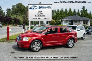 Used 2009 Dodge Caliber SXT 5-Door, Only 122k, 4-cylinder, Hatchback, Clean! for sale in Surrey, BC