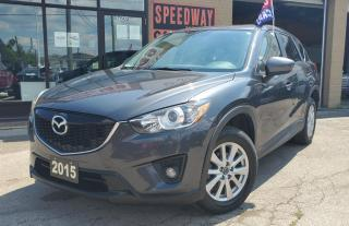 Used 2015 Mazda CX-5 FWD 4dr Auto GS - Sunroof, Blind Spot, Camera, Heated Seats for sale in Oakville, ON