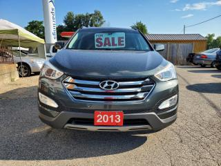Used 2013 Hyundai Santa Fe Sport Premium , All wheel drive, rear sensors, air conditioning. for sale in Brantford, ON