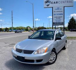 Used 2006 Mitsubishi Lancer ES for sale in Barrie, ON