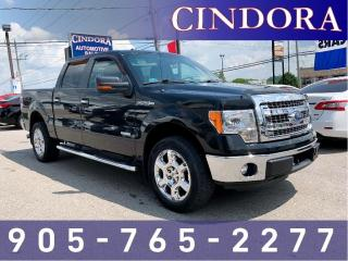 Used 2013 Ford F-150 4x4, Tow Ready, Sunroof, Heated Seats for sale in Caledonia, ON