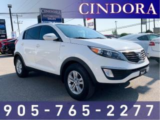 Used 2012 Kia Sportage LX, AWD, Heated Seats,Bluetooth for sale in Caledonia, ON