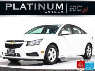 Used 2014 Chevrolet Cruze 1LT, AUTOMATIC, ONSTAR, POWER LOCKS AND WINDOWS for sale in Toronto, ON
