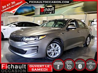 Used 2016 Kia Optima Berline LX 4 portes for sale in Châteauguay, QC