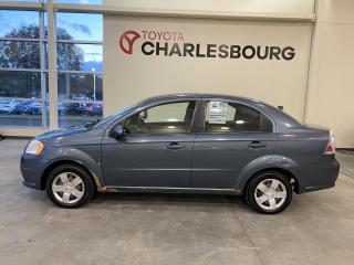 Used 2009 Chevrolet Aveo LS - Manuelle for sale in Québec, QC