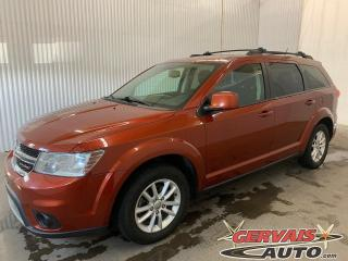 Used 2013 Dodge Journey SXT V6 Mags A/C Bluetooth for sale in Trois-Rivières, QC