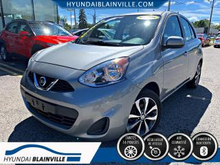 Used 2015 Nissan Micra SV  A/C, CRUISE CONTROL, VITRES ÉLECTRIQ for sale in Blainville, QC