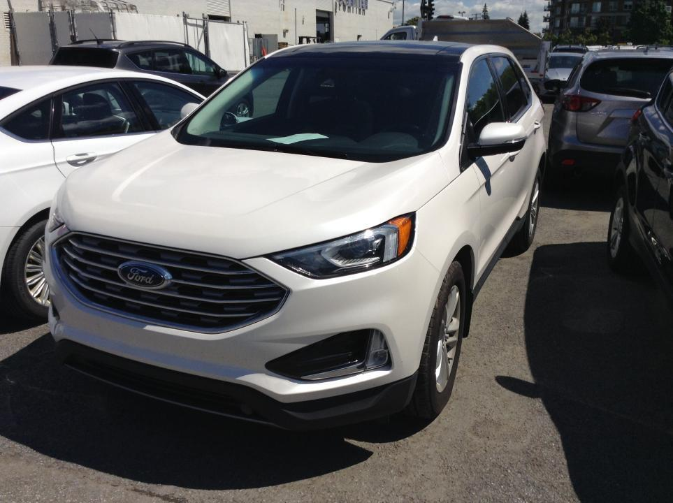 used 2019 ford edge sel ti for sale in montréal, quebec carpages.ca