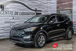 Used 2016 Hyundai Santa Fe Sport PREMIUM+AWD+MAGS+BLUETHOOT+GR ELECTRIQUE for sale in Laval, QC