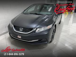 Used 2015 Honda Civic LX **NOUVEL ARRIVAGE** for sale in Chicoutimi, QC