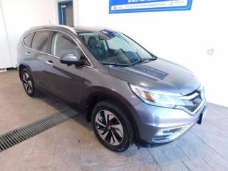 Used 2015 Honda CR-V Touring LEATHER NAVI SUNROOF for sale in Listowel, ON