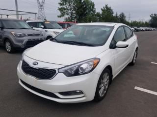 Used 2016 Kia Forte LX+* BA* TOIT* A/C* SIEGES CHAUFFANTS* for sale in Québec, QC