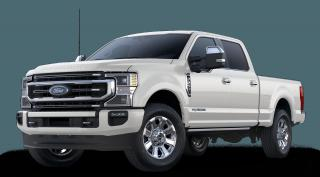 New 2020 Ford F-250 Super Duty SRW Platinum for sale in Ottawa, ON