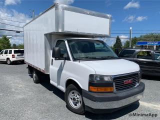Used 2017 GMC Cutaway 3500 Savana 3500 cube 12 pieds,cargo for sale in Drummondville, QC