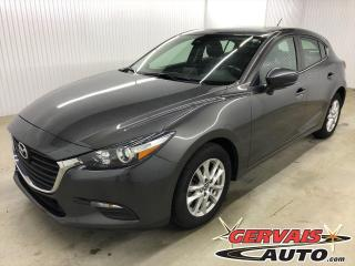 Used 2017 Mazda MAZDA3 GS Sport GPS Toit Ouvrant Caméra Mags for sale in Shawinigan, QC