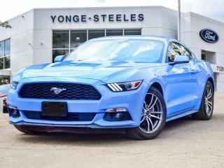 Used 2017 Ford Mustang EcoBoost for sale in Thornhill, ON