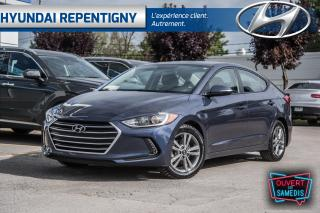 Used 2018 Hyundai Elantra GL 4 PORTES**A/C, MAGS, CAMÉRA, VOLANT CHAUFFANT** for sale in Repentigny, QC