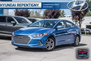 Used 2018 Hyundai Elantra GL 4 PORTES**A/C, GROUPE ÉLECTRIQUE, MAGS, CAMÉRA* for sale in Repentigny, QC