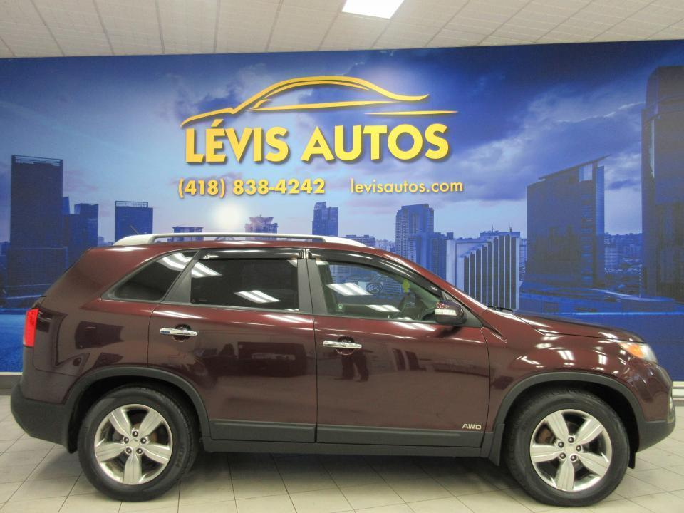 used 2012 kia sorento ex v-6 awd cuir chauffant bluetooth 1272 for sale in lévis, quebec carpages.ca