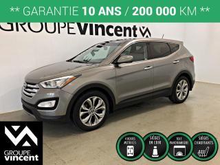 Used 2013 Hyundai Santa Fe SE AWD ** GARANTIE 10 ANS ** Spacieux et confortable, le VUS ideal pour la famille! for sale in Shawinigan, QC