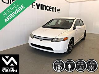 Used 2008 Honda Civic ** AUTOMATIQUE ** Parfait pour petit budget! for sale in Shawinigan, QC
