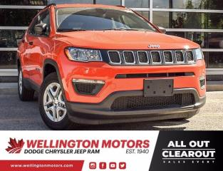 New 2020 Jeep Compass Sport for sale in Guelph, ON