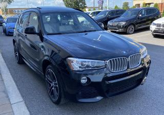 Used 2017 BMW X3 AWD 4DR XDRIVE35I for sale in Dorval, QC