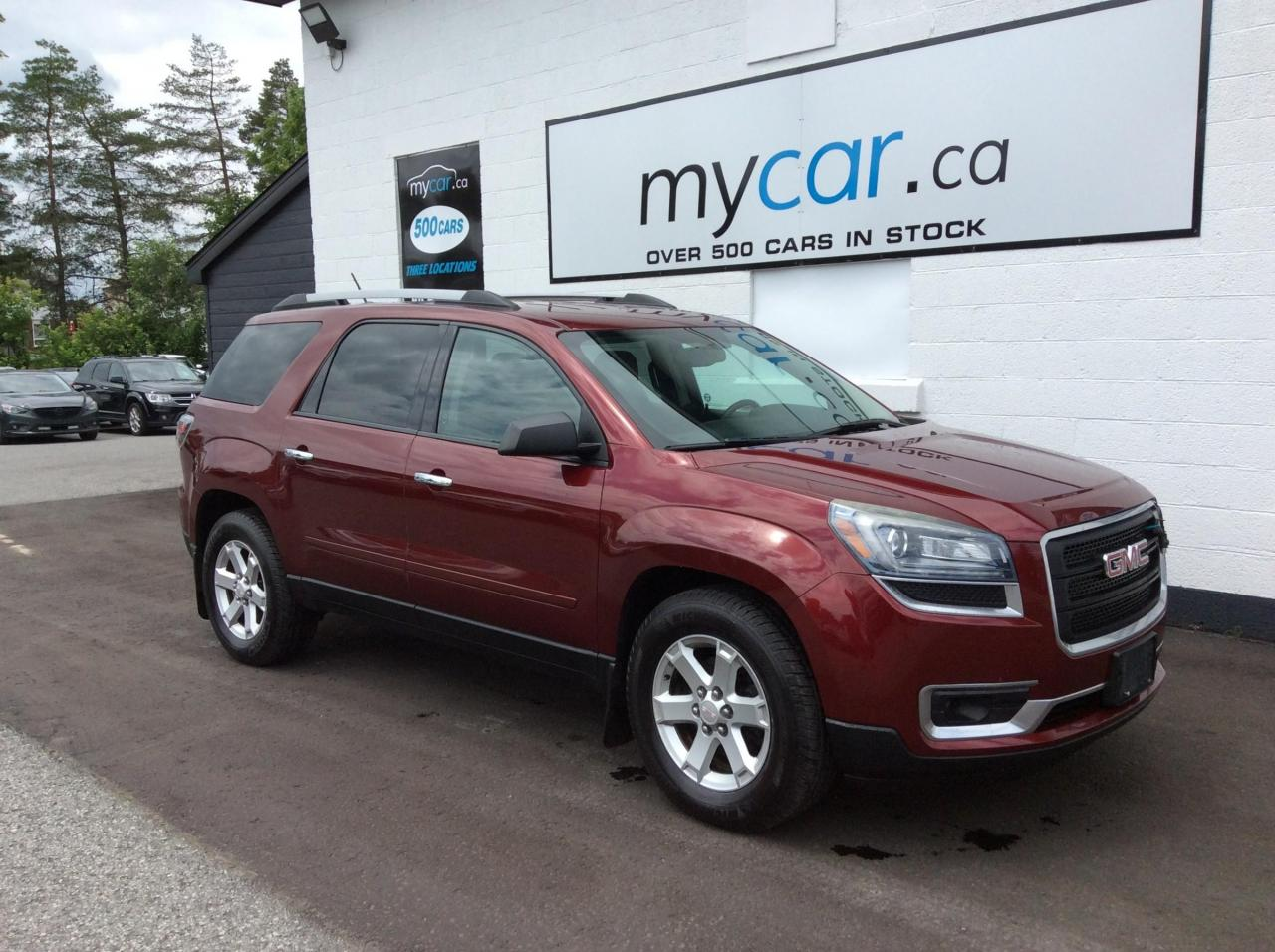 used 2015 gmc acadia sle2 for sale in kingston, ontario carpages.ca