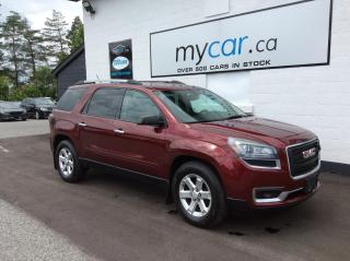 Used 2015 GMC Acadia SLE2 for sale in Kingston, ON