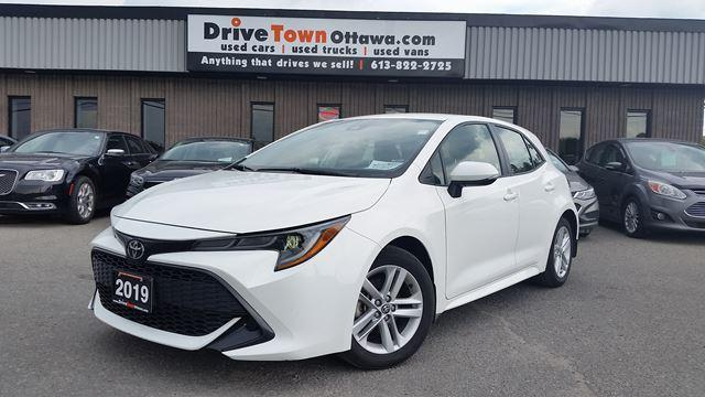 2019 Toyota Corolla Hatchback SE AUTO HATCH LOW KMS