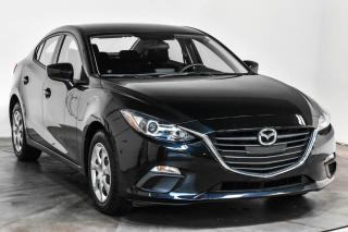Used 2016 Mazda MAZDA3 Gx A/c Bluetooth for sale in Île-Perrot, QC
