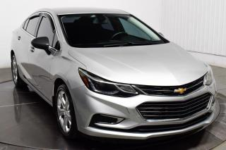 Used 2017 Chevrolet Cruze PREMIER CUIR SIEGES CHAUFFANTS A/C MAGS for sale in St-Hubert, QC