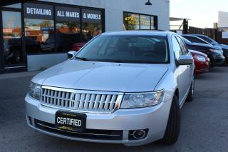 Used 2009 Lincoln MKZ ,AWD,Leather,Bluetooth,Sunroof for sale in Oakville, ON
