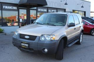Used 2007 Ford Escape XLT for sale in Oakville, ON