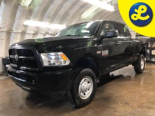 Used 2016 RAM 2500 4WD Crew Cab 2500 HD * 5.7L Hemi * Reverse camera * Phone Connect * Voice Recognition * Tow/Haul Mode with Trailer Brake Control * Back Up Camera with for sale in Cambridge, ON
